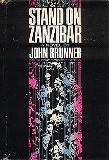 <i>Stand on Zanzibar</i> novel by John Brunner