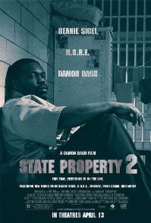 State Property 2 - Movie Poster
