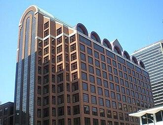 Stifel - Stifel global headquarters in St. Louis, Missouri