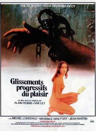 Successive Slidings of Pleasure - Film poster