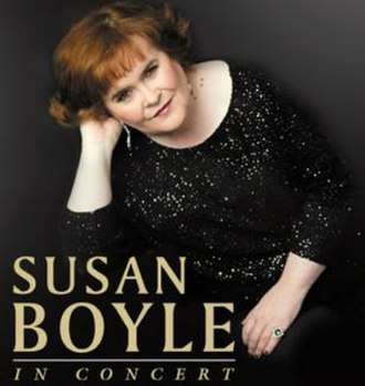Susan Boyle in Concert - Image: Susan Boyle in Concert photo, July 2013