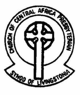 Church of Central Africa Presbyterian – Synod of Livingstonia - Image: Synod of Livingstonia logo