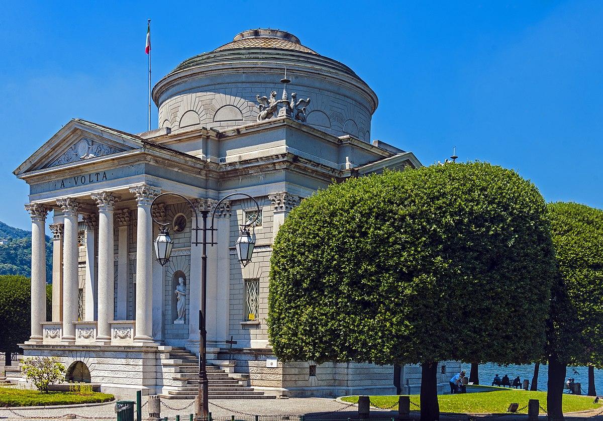 Tempio Voltiano Wikipedia