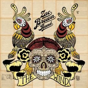 The Wind (Zac Brown Band song) - Image: The Wind (Zac Brown album) cover