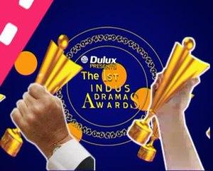 1st Indus Drama Awards - Indus Drama Awards Statue and Logo