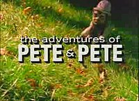 The Adventures Of Pete And Pete