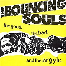 The Bouncing Souls - The Good, the Bad, and the Argyle cover.jpg