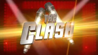 The Clash (TV series) - Title card