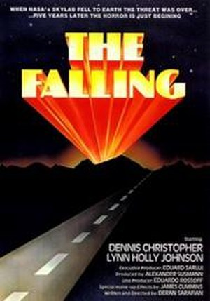The Falling (1987 film) - Theatrical poster