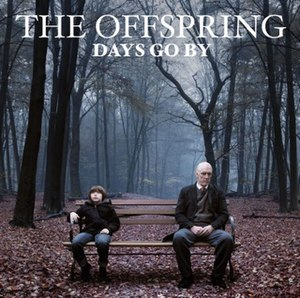Days Go By (The Offspring album) - Image: The Offspring Days Go By album cover