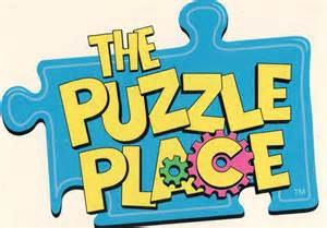 The Puzzle Place - Image: The Puzzle Place Logo