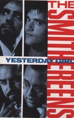 Yesterday Girl (song) - Image: The Smithereens Yesterday Girl