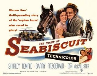 <i>The Story of Seabiscuit</i> 1950 film by David Butler