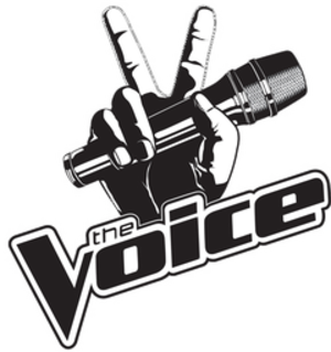 The Voice (TV series) - Image: The Voice NBC logo blackwhite