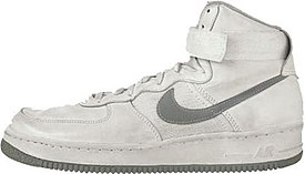 Original colorway of Nike Air Force shoe from 1982 (now known as Air