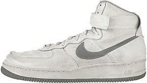Air Force (shoe) - Original colorway of Nike Air Force shoe from 1982 (now known as Air Force 1)