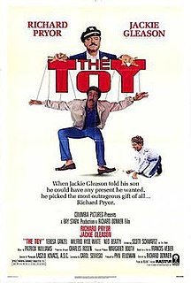 <i>The Toy</i> (1982 film) 1982 film by Richard Donner