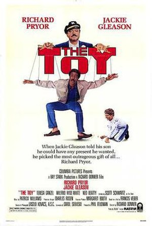 The Toy (1982 film) - Theatrical release poster