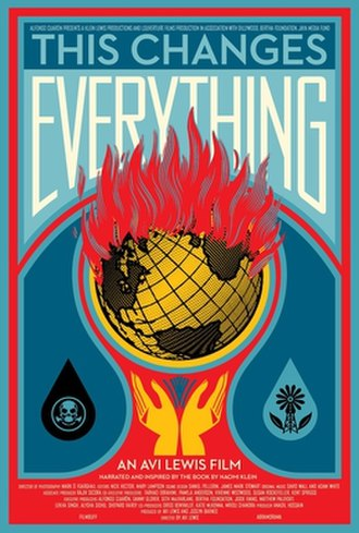 This Changes Everything (2015 film) - Film poster