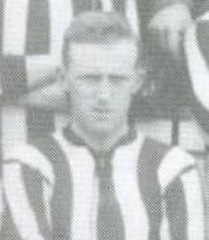 Tommy Hall (footballer, born 1891) - Image: Tommy Hall 1920