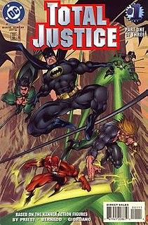 Batman Total Justice
