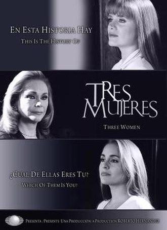 Tres mujeres - Image: Tresmujeres