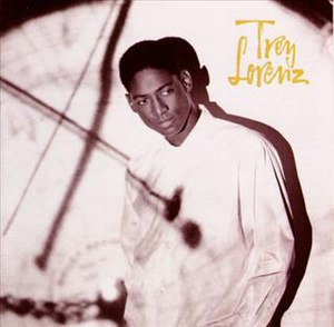 Trey Lorenz (album) - Image: Trey Lorenz Trey Lorenz album cover