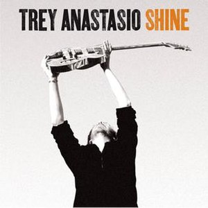Shine (Trey Anastasio album) - Image: Treyshine