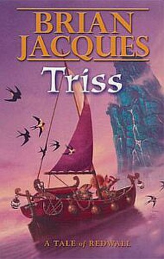 Triss - UK first edition cover