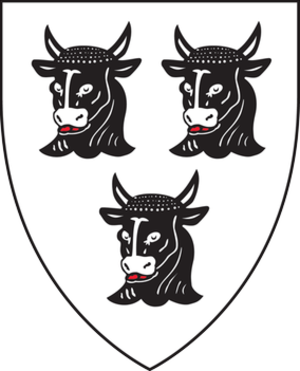 Trumbull College - Coat of arms of Trumbull College