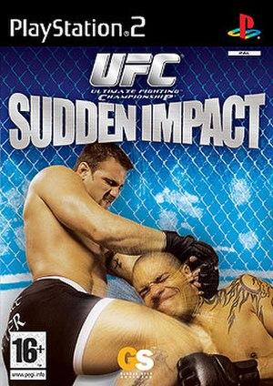 UFC: Sudden Impact - Image: UFC Sudden Impact
