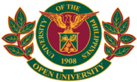 UP Open University logo.png
