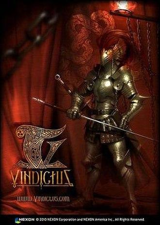 Vindictus - Image: Vindictus Logo