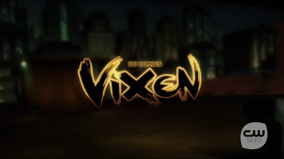 Picture of a TV show: Vixen