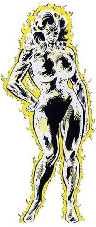 Volcana (Marvel Comics) - Image: Volcana (Marvel)