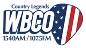 WBCO - Image: WBCO 1540 107.5 logo