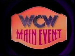 WCW Main Event - Image: WCW Main Event