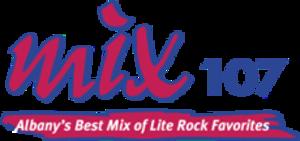 WEGC - Image: WEGC mix 107 logo