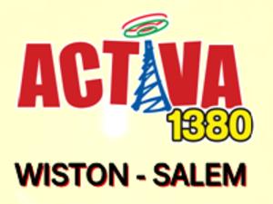 WWNT - Image: WWNT ACTIVA1380 logo