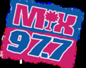 WWXM - Image: WWXM MIX97.7 logo
