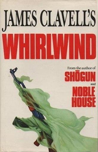 Whirlwind (novel) - Image: Whirlwind Book