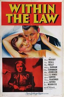 Within The Law 1939 Film Wikipedia