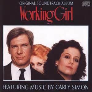 Working Girl (Original Soundtrack Album) - Image: Workinggirlsoundtrac k