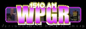 WPGR (AM) - Image: Wpgr logo 2