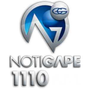 XEOQ-AM - Image: XEOQ notigape 1110 logo