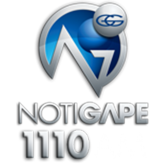 XEOQ-AM - Image: XEOQ notigape 1110 logo