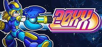 20XX (video game) - Image: 20XX (video game)