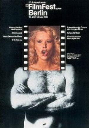 30th Berlin International Film Festival - Festival poster