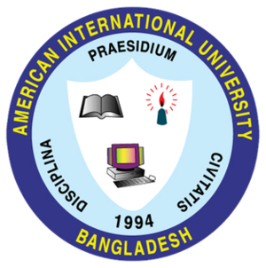 American International University-Bangladesh - AIUB Logo