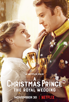 A Prince For Christmas Cast.A Christmas Prince The Royal Wedding Wikipedia
